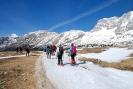 Po planinah pod Montažem s Cai Val Natisone (8.3.2015)