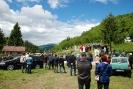Pohod spomina ob 100 obletnici začetka Soške fronte (24.5.2015)