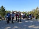 Slovenija planinari pri Planinskem domu pod Ježo (25.9.2016)