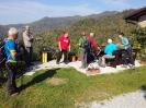 Srečanje planincev pod Ježo s pohodom (14.10.2018)